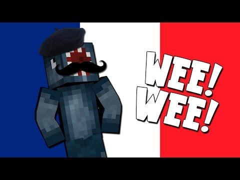 Minecraft - Squiddy Sunday's - Wee Wee Games!