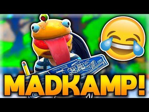 LIMITED MADKAMP GAMEMODE!! - Dansk Fortnite
