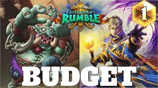 Hearthstone BUDGET PRIEST for easy Legend! Hearthstone Rastakhan#39s Rumble Budget Decks #2 2018