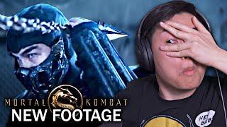 Altre NUOVE riprese del film di Mortal Kombat (2021) RIVELATE !! [REAZIONE ... tipo di]