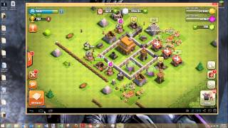 Clash of Clans - How to record Clash Of Clans on PC or Mac