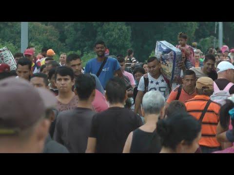 América a fondo: Inmigración venezolana aumenta en toda Latinoamérica