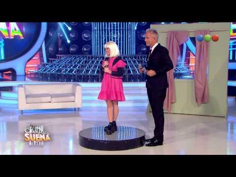 Devolución para Ángela, Sia - Tu Cara Me Suena 2014