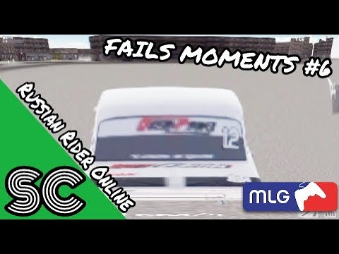 FAILS MOMENTS#6//WTF?!//RUSSIAN RIDER ONLINE