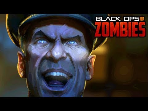 CALL OF DUTY BLACK OPS 4 Zombie Mode Gameplay - Rotes Monster