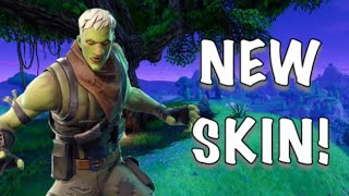 NOUVEAU GAMEPLAY DE BRAINIAC SKIN (FR) Fortnite Bataille Royale
