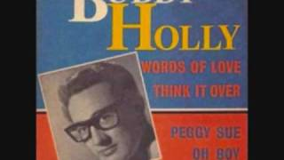 Buddy Holly - Words of Love (1956)