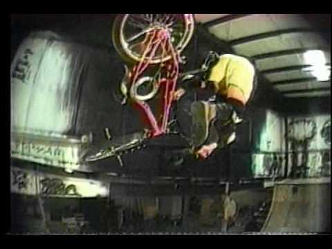 Matt Hoffman - Head First : Last video sequence