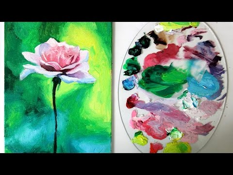 Oil Painting Basics   How To Build Layers