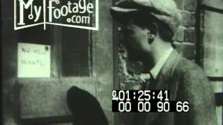 Stock Footage - 1930