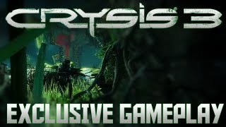 Crysis 3 - Exclusive Campaign Footage - 1080p PC Gameplay Ultra Settings