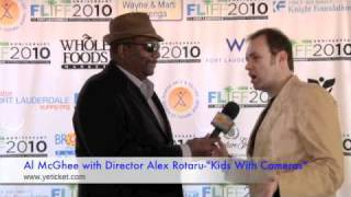 "FLIFF-Talks with Director Alex Rotaru, ""Kids With Cameras"""