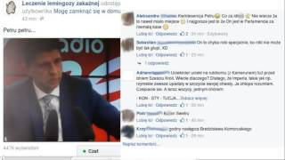 Ryszard Petru nie wie kim jest Donald Tusk WPADKA ŚMIESZNE