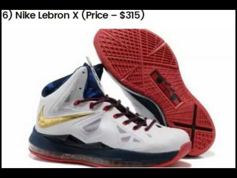 Most Expensive Nike Shoes In The World