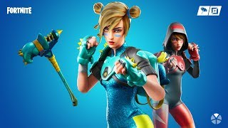Fortnite Shop Item Right Now Today *NEW* MOXIE SKIN SET! 🥊🥊🥊