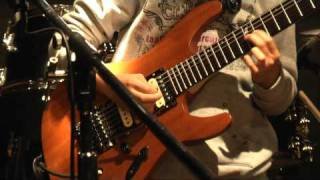 "Steve Vai - ""For The Love Of God""  影山遥  ""child guitarist"""