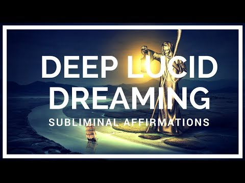 LUCID DREAMING PRE-SLEEP SUBLIMINAL SESSION | Trigger Dream Awareness, Explore & Control Your Dreams