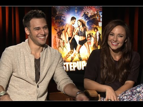 Ryan Guzman And Briana Evigan On 'Step Up: All In' And The Evolution Of Twerking
