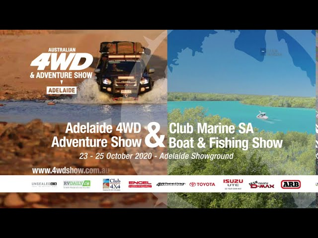 Adelaide 4WD & Adventure Show Preview 2020