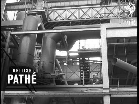 New Zinc Smelting Complex Opened AKA New Smelting Complex Opened (1968)