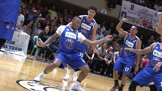 Smart All-Star vs Mindanao All-Star Dance Showdown | PBA All-Star 2018