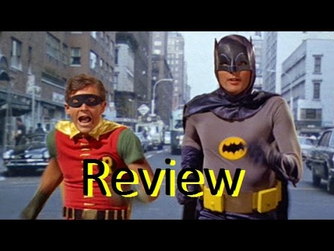 Batman 1966 - Movie Review