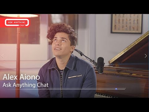 Download Youtube: Alex Aiono Shows Us His Meet & Greet