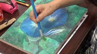 説明サクラアートサロン大阪では第2・4日曜日に1日教室「日曜アートセ...