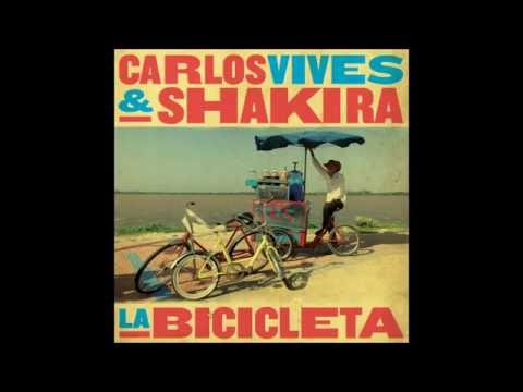 Carlos Vives. Shakira - La Bicicleta Letra (Lyrics + Full Audio) - YouTube