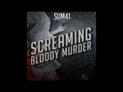 sum-41's-screaming-bloody-murder-review