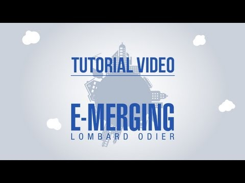 E-MERGING DEMO