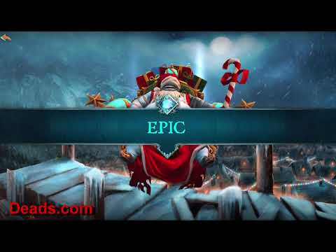 Dungeon Hunter 5 Getting Vile Kringle By Opening Over Holiday Presents 12/11/2017. By Ettin Deads