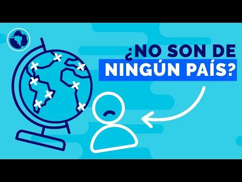 Apátridas: por qué hay personas que no tienen nacionalidad