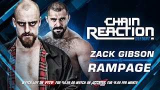 Rampage Finally Gets Zack Gibson 1-on-1 This Sunday LIVE On PPV!