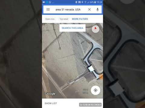 Area 51 Leaked On Google Maps Ake Youtube