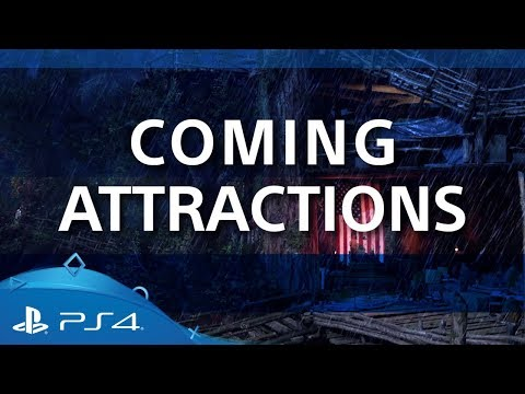 Coming Attractions | PS4