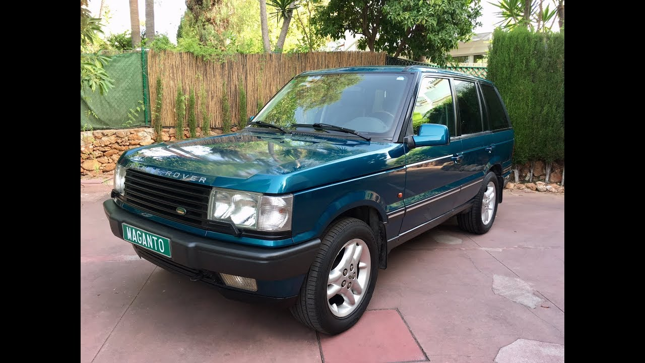 1999 range rover p38 4 6 with only 46k [ 1280 x 720 Pixel ]