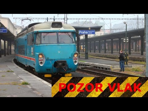 POZOR VLAK / THE TRAIN - 17. (English subtitles) [FULL HD]