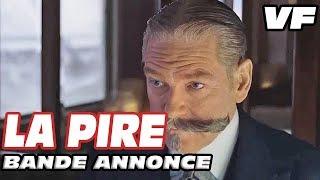 LE CRIME DE L'ORIENT-EXPRESS Ma Bande Annonce VF (2017)