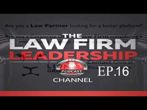 Landing an In-House Job | Ep 16 Lea Ann King General Counsel of Toyota Material Handling USA