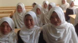 АДРА Афганистан школа каждому // ADRA Afghanistan