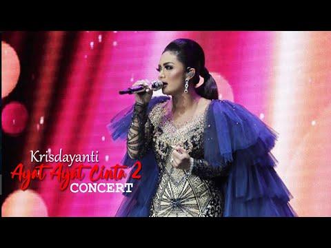 Krisdayanti - Surga Yang Tak Di Rindukan (Ayat Ayat Cinta In Concert)