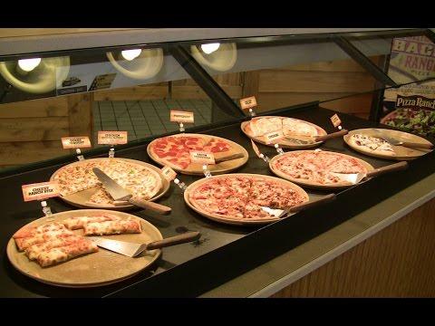 THE PIZZA HUT BUFFET CHEAT Summer Shredding 4 YouTube