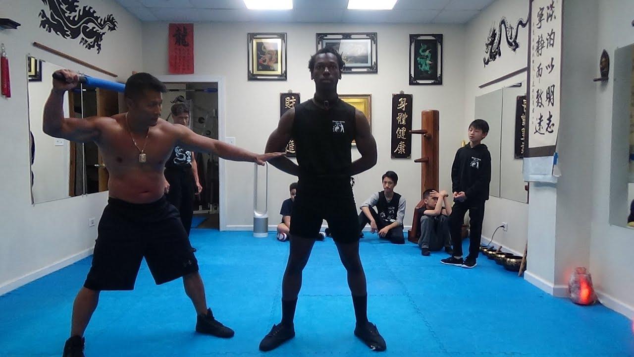 Kung Fu Iron Abs Challenge