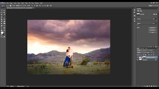 A Quick and Easy Method for Applying Sky Overlays in Photoshop