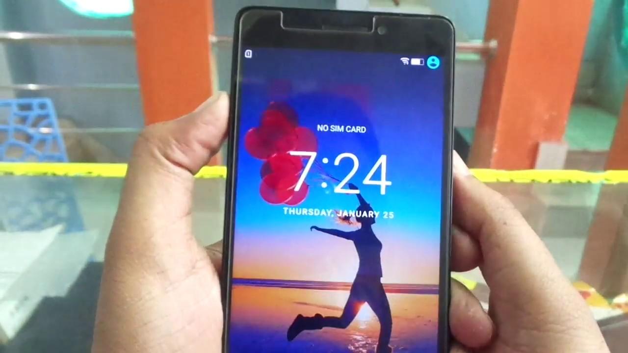 Mobile Info: Lenovo K3 Reset