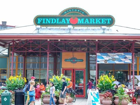 Findlay Market, Cincinnati Ohio