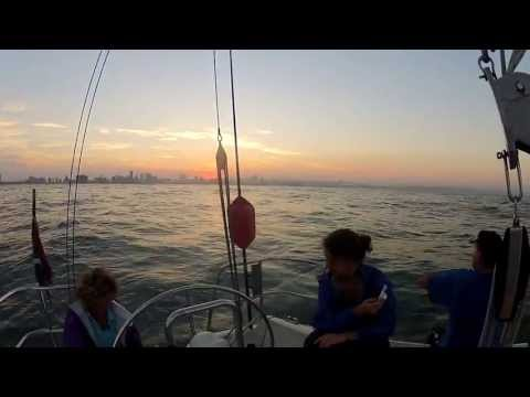Sailing with Durban Offshore Acadermy