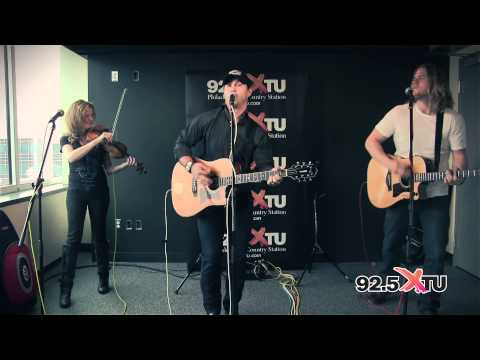 Lucky Sometimes (Acoustic) - Weston Burt Live at XTU
