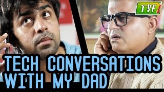 TVF's Tech Conversations With Dad : Twitter